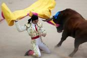 Fotos de la corrida del 13 de julio