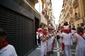 Fotos de los gigantes y cabezudos de Pamplona, 14 de julio de San Fermín 2018