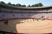 Fotos de la corrida del 14 de julio