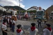 Fotos del primer día de fiestas de Irurtzun