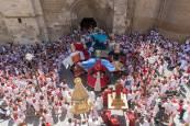 Tercer día de las fiestas de Tudela 2018 (26 de julio)