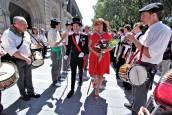 Pamplona celebra las fiestas de San Lorenzo
