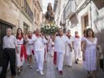 Fiestas de Los Arcos, Día de la Virgen   15 de agosto de 2018