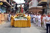 Día grande de las fiestas de Murchante en honor a San Roque (16 de agosto de 2018)