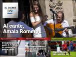 La voz de Amaia Romero inaugura Flamenco On Fire, en El Diario DN+