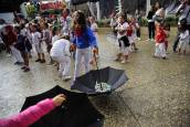 Cohete de las fiestas de Garínoain (5 de septiembre)
