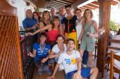 Sorauren: fin de unas fiestas familiares