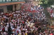 Fotos del chupinazo de Azagra | 7 de septiembre