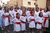 Fotos de la procesión de la Virgen de la Paz de Cintruénigo   8 de septiembre de 2018