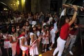 Día del niño en la semana de prefiestas de Olite