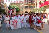 Día de la Mujer en las fiestas de Cintruénigo