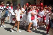 Día de la Mujer en las fiestas de Fitero (10 de septiembre)
