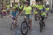 Día de la bicicleta en Estella