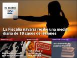 Las diligencias de la Fiscalía de Navarra, el El Diario DN+
