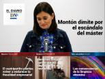 La dimisión de la ministra Carmen Montón, en El Diario DN+