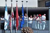 Cohete de las fiestas de Zizur Mayor 2018