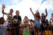 Fotos de las fiestas de Ansoáin, 13 de septiembre de 2018