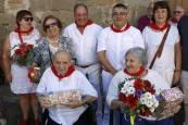 Día del Abuelo en las fiestas de Sangüesa (14 de septiembre)