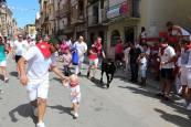 Fitero acoge su segunda gigantada durante las fiestas patronales (15 de septiembre)