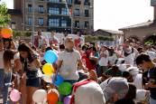 Cohete de las fiestas de Huarte (15 de septiembre)