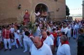 Fotos de las fiestas de Villafranca, 16 de septiembre de 2018