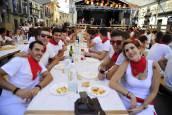 Último día de las fiestas de Olite, dedicado a la juventud (17 de septiembre)