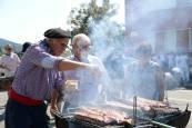 Costillada en el día grande de las fiestas de Huarte (17 de septiembre)