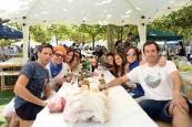 Costillada en el día grande de las fiestas de Huarte