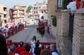 Fiestas de Villafranca. 18 de septiembre