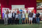 Inauguración de las nuevas instalaciones de CST Navarra