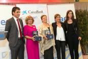 Entrega de los premios de la Asociación de Empresarios de la Ribera