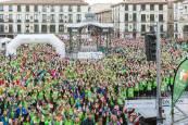Carrera contra el cáncer en Tudela