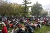 Día de la costillada en fiestas de Villava