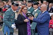 Día de la patrona de la Guardia Civil en Pamplona