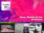 Entrevista a la presidenta de Saray, en El Diario DN+