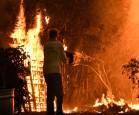 Devastadores incendios en California