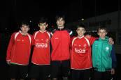 Navarra y la Ribera se retan en el campo de fútbol