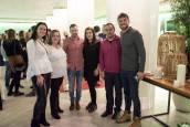 Encuentro festivo en la V Gala de Novios Ikemevoy Viajes