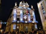 Pamplona enciende la iluminación navideña