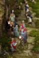 30 belenes forman la exposición de Navidad de Baluarte