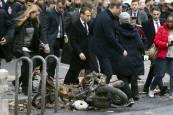Disturbios en Paris por la subida del precio del carburante