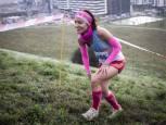 Xabier Zarranz y Eva González se imponen en el Erripagaña Urban Trail