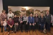 Exposición de belenes en la casa de cultura Fray Diego de Estella