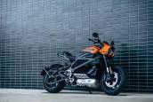 Live Wire, la nueva moto eléctrica de Harley-Davidson