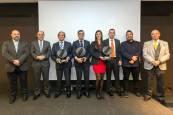 Entrega de los premios Cámara Navarra 2018