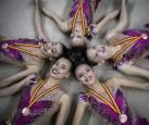 Tercera y última jornada del Campeonato de España de Gimnasía Rítmica por conjuntos