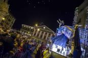 Cabalgata de los Reyes Magos en Pamplona