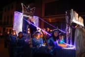Cabalgata de los Reyes Magos en la Ribera 2019