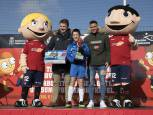 Premiados en el XXXVII Torneo Interescolar Fundación Osasuna