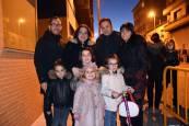 Carrozas cargadas de magia en la noche de Reyes tudelana